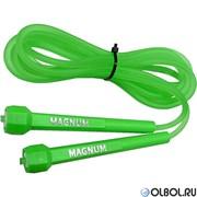 Скакалка шнур из ПВХ, 3,0 м. (зеленая) B34447