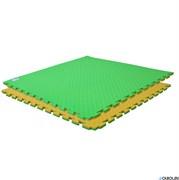 Буто-мат ППЭ-2020 (1*1) желто-зеленый, 12278 (1х1х0,2м)