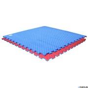 Буто-мат ППЭ-2020 (1*1) сине-красный, 12272 (1х1х0,2м)