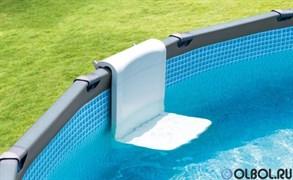 Сиденье навесное для каркасных бассейнов Intex 28053