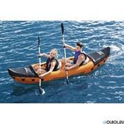 Байдарка 2-х местная с веслами и насосом 321х88см, Bestway 65077