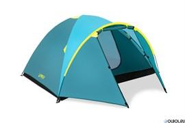 """Палатка 4-местная (210+100)x240x130см """"Activeridge 4"""""""