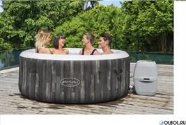 Надувной бассейн джакузи Bahamas AirJet, BestWay 60005