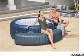 Надувная скамья для круглых СПА-бассейнов BestWay 60308 (200х40х40см)