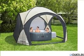 Купольный шатер для СПА-бассейнов Bestway 60305 (390х390х255см)