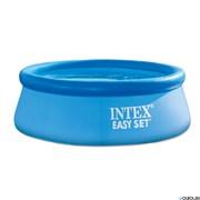 Надувной бассейн Intex 28130 с верхним кольцом