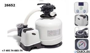 Песочный фльтр-насос Intex 26652 для