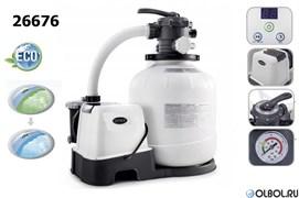 Хлоргенератор с фильтрующим насосом Intex 26676 /