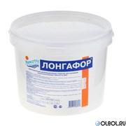Лонгафор 5 кг (в таблетках по 200 г) длительная хлорная дезинфекция