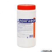 Лонгафор по 200 гр. 1кг таб.  (длительная хлорная дезинфекция)
