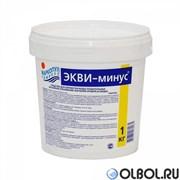 Экви-минус 1 кг. (порошок) ср-во для понижения pH воды 0019