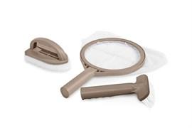 Набор для чистки СПА-бассейнов, Intex 28004 сачок, щетка, скребок вотерлин