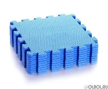 Защитный коврик-пазл (набор из 8 шт, 50x50х1 см) Intex 29081