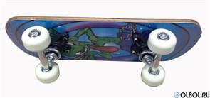 "Скейтборд 17""х5"" Action PWS-420"