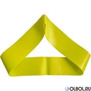 Эспандер петля 600х50х0,7мм (желтая) B26016