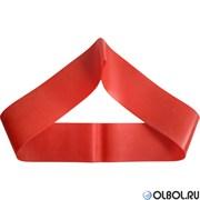 Эспандер петля 600х50х0,9мм (красная) B26017