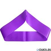 Эспандер петля 600х50х1,0мм (фиолетовая) B26018