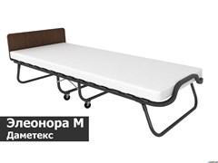 Раскладушка Даметекс Элеонора-М с матрасом  (200x90x43см)