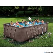 Каркасный бассейн прямоугольный Summer Escapes Р20-2052-B