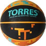 Мяч баскетбольный TORRES TT, р.7 B02127