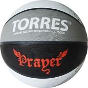 Мяч баскетбольный TORRES PRAYER, р.7 B02057