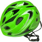Шлем велосипедный JR (зеленый) F18476