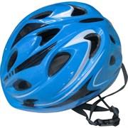 Шлем велосипедный JR (голубой) F18477