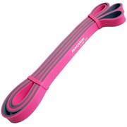 """Эспандер-Резиновая петля """"Magnum"""" -15mm (серо-розовый) MRB200-15 (3-20кг)"""