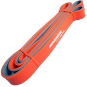 """Эспандер-Резиновая петля """"Magnum"""" -28mm (серо-оранжевый) MRB200-28 (11-36кг)"""