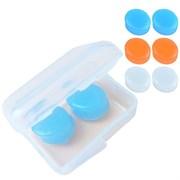 Беруши силиконовые в боксе 2 штуки (оранжевые) B32153