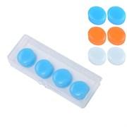 Беруши силиконовые в боксе 4 штуки (оранжевый) B32154