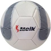 """Мяч футбольный """"Meik-047"""" (белый) 4-слоя, TPU+PVC 3.2, 410-450 гр., машинная сшивка C33391-1"""