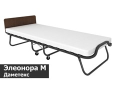Раскладушка Даметекс Элеонора-М с матрасом