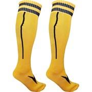 Гетры футбольные (желтые) р.SR (взрослые) для экипировки спортивных команд C33710