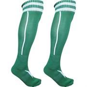 Гетры футбольные (зеленые) р.SR (взрослые) для экипировки спортивных команд C33710