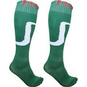 Гетры футбольные (зеленые) р.SR (взрослые) для экипировки спортивных команд C33712