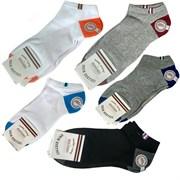 Носки спортивные взрослые трикотажные (упаковка -10 пар) C33724