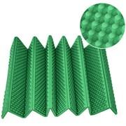 Коврик туристический складной Каремат 180х60см 15мм в чехле (зеленый) Magnum B34487