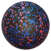 MFS-107 Мячик массажный одинарный 12см (мультиколор) (E33010)