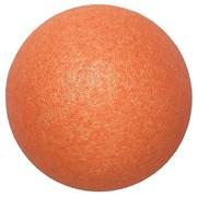 MFS-107 Мячик массажный одинарный 12см (оранжевый) (E33010)