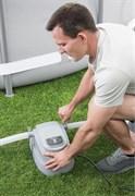 Проточный водонагреватель 2,8 kw для бассейнов  BestWay 58259