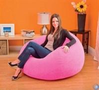 Надувное кресло Intex 68559 (Розовое)