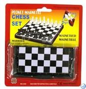 Дорожные шахматы магнитные