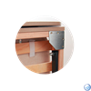 "Раскладушка деревянная ""Основа сна"" (190x80см)"