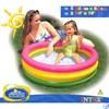 Детский надувной бассейн Intex 58924 (86х25) надувное дно - фото 4590