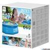Надувной бассейн Intex 28122 + фильтр насос (305х76см) - фото 63316